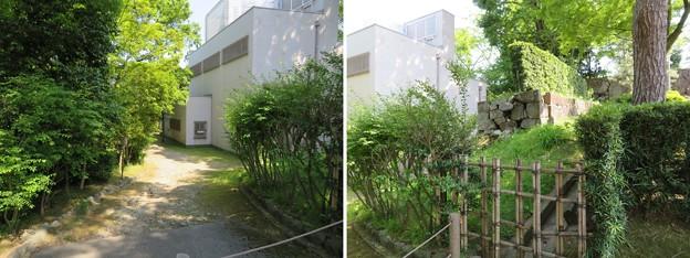 金沢城(石川県営 金沢城公園)白鳥堀