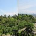 Photos: 金沢城(石川県営 金沢城公園)東丸辰巳櫓より