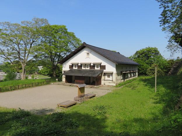 金沢城(石川県営 金沢城公園)鶴丸