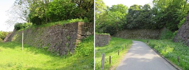金沢城(石川県営 金沢城公園)東丸桝形