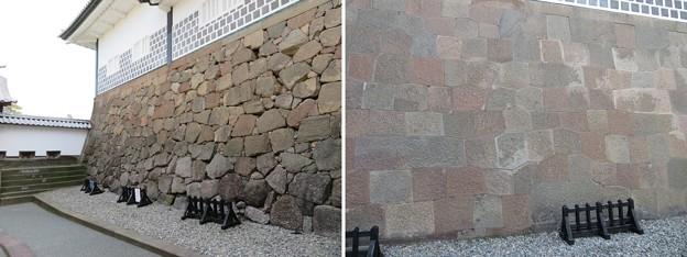 金沢城(石川県営 金沢城公園)石川門