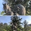 尾山神社(金沢市)前田利家像