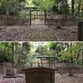 加賀藩前田家墓所(金沢市 野田山墓地)7代前田宗辰墓