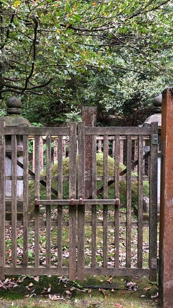 Photos: 加賀藩前田家墓所(金沢市 野田山墓地)15代前田利嗣継室 朗子墓