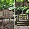 Photos: 加賀藩前田家墓所(金沢市 野田山墓地)13代前田斉泰墓