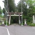 白山比咩神社(白山市)一の鳥居
