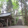 白山比咩神社(白山市)二の鳥居