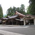 白山比咩神社(白山市)幣拝殿・遊神殿