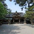 Photos: 安宅の関跡・安宅城推定地(小松市)安宅住吉神社