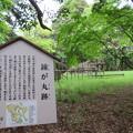大聖寺城(石川県加賀市)鐘が丸