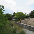 Photos: 大聖寺城(石川県加賀市)長流亭・大聖寺川?
