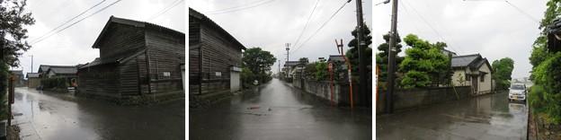 称念寺(坂井市丸岡町)門前
