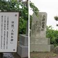 Photos: 丸岡城(福井県坂井市)人柱 お静慰霊碑