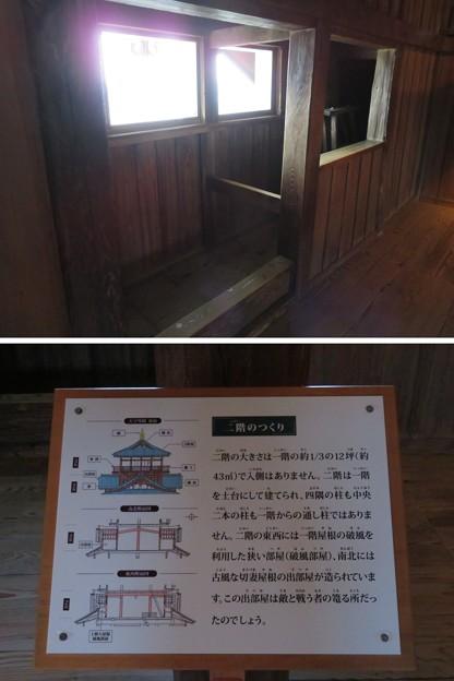 丸岡城天守(福井県坂井市)