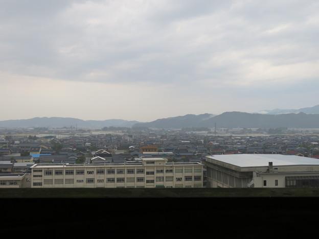 丸岡城天守(福井県坂井市)北