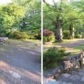 Photos: 大野城本丸(大野市)小郭