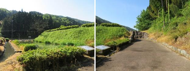 一乗谷(福井市)下城戸跡