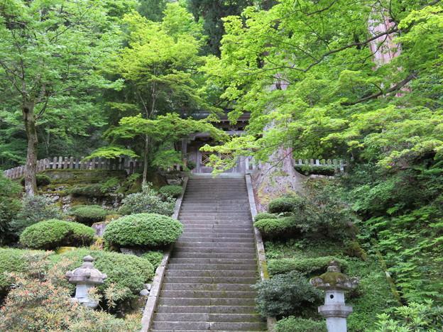 永平寺(福井県吉田郡永平寺町)松平廟
