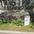 Photos: 西光寺(福井市)北ノ庄城礎石