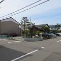 橋本左内生誕の地・橋本左内宅跡(福井市)