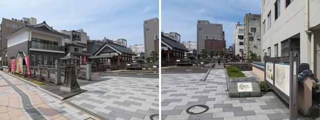 北ノ庄城跡/柴田神社(福井市)九十九橋・柴田公園