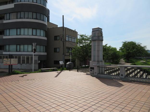 由利公正宅跡・坂本龍馬歌碑(福井市)