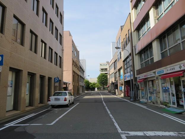 福井城(福井市)御馬屋敷跡