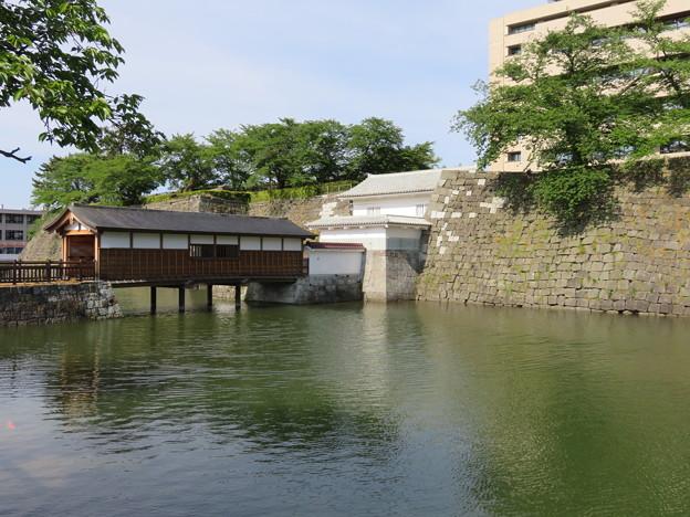 福井城(福井市)御廊下橋