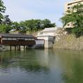 Photos: 福井城(福井市)御廊下橋