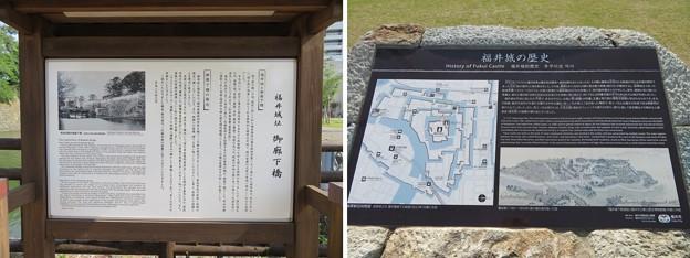 福井城(福井市)