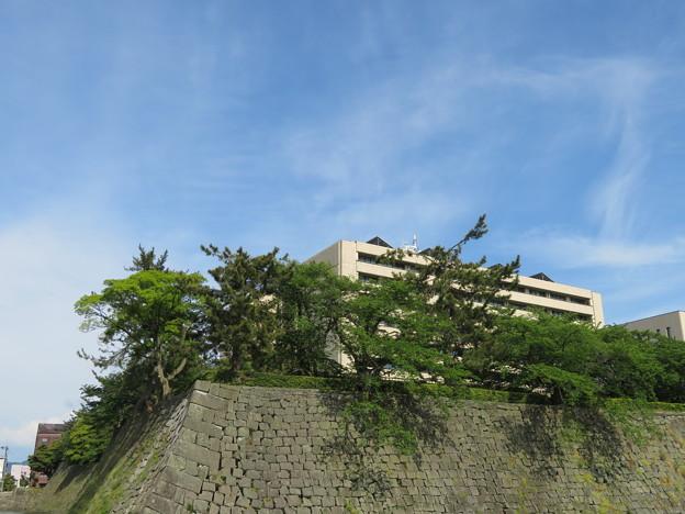 福井城(福井市)天守跡
