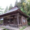 Photos: 劔神社(越前町)旧神前院護摩堂