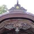Photos: 劔神社(越前町)拝殿