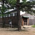 松原神社(敦賀市)鰊倉(水戸烈士記念館)