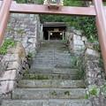 金ヶ崎城(敦賀市)愛宕神社