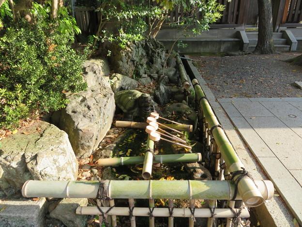 氣比神宮(敦賀市)長命水