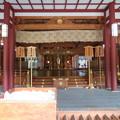 Photos: 氣比神宮(敦賀市)内拝殿