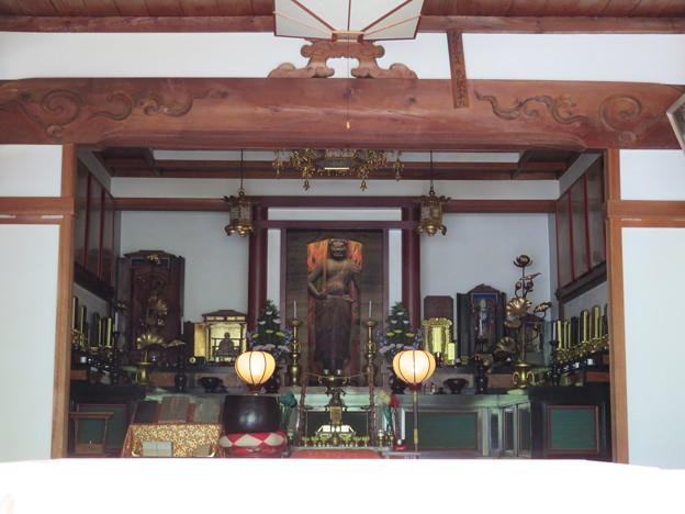 明通寺(福井県小浜市)不動明王像