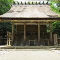 若狭彦神社(上社。小浜市竜前)本殿