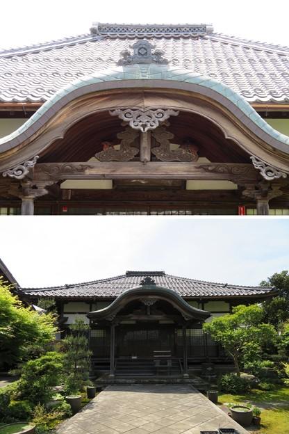 栖雲寺(小浜市)本堂