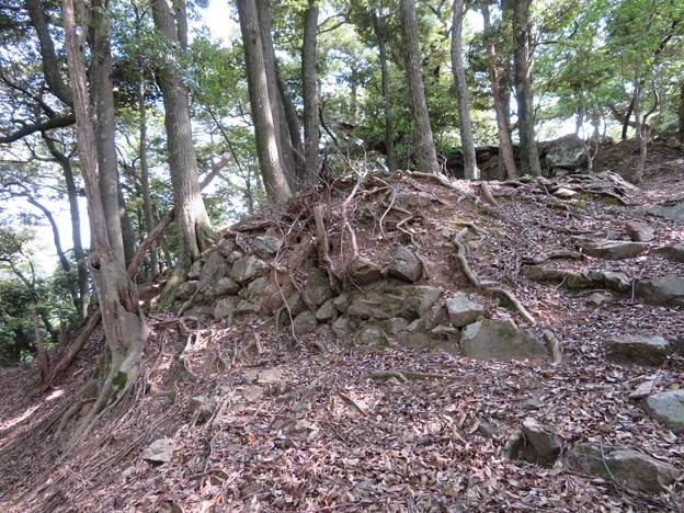 愛宕神社/後瀬山城(小浜市)本郭