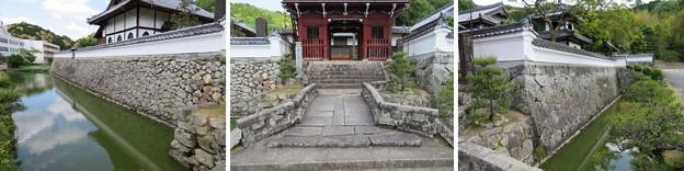 興禅寺/赤井直正下館・斎藤利三居館(丹波市)