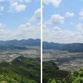 Photos: 黒井城(兵庫県丹波市)東郭より