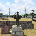 Photos: 福知山線 黒井駅(丹波市)お福像