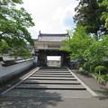 園部城(園部陣屋。京都府南丹市)櫓門