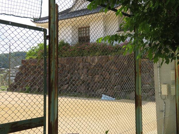 園部城(園部陣屋。京都府南丹市)巽櫓