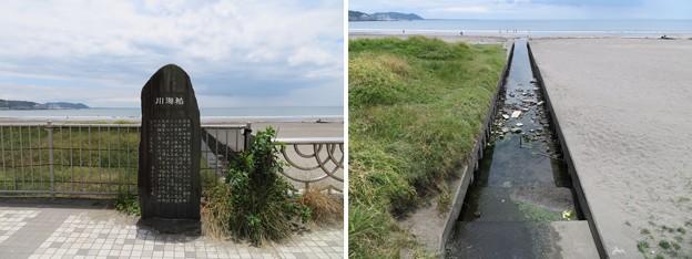 稲瀬川(鎌倉市由比ガ浜)
