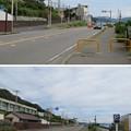 Photos: 国道134号線(鎌倉市七里ガ浜)