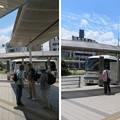 Photos: 逗子駅東口ロータリー(逗子市)