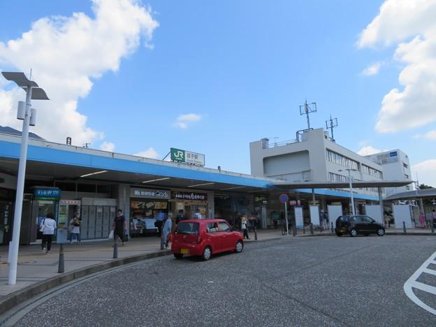 逗子駅東口(逗子市)